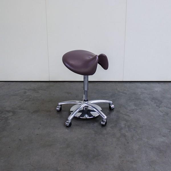 Gharieni Saddle Chair, Anatomical, Large For Men - sale item no. H49