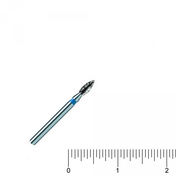 turbine cutter, oval, diameter: 1,8 mm