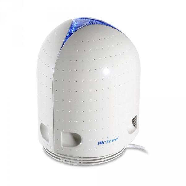 Airfree® air purifier Iris 150, white, max. 60m²