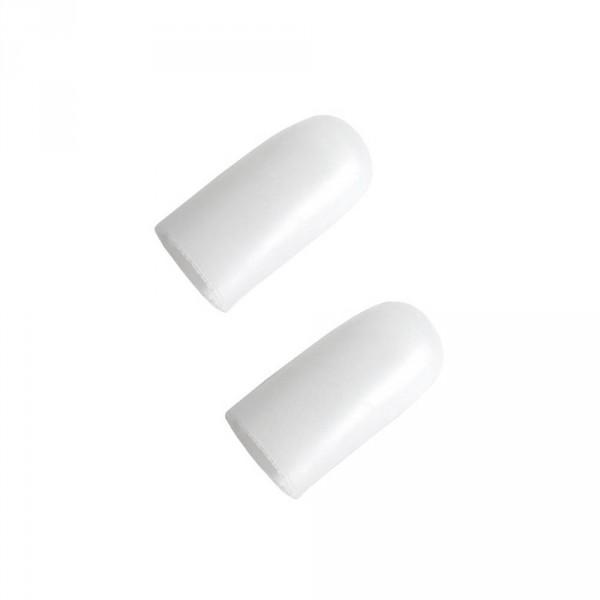 Toe cap large, silicone gel, 1 pair
