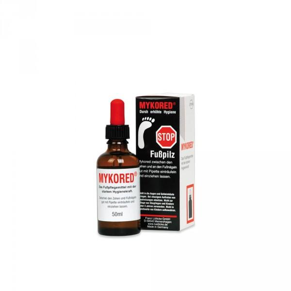Lütticke Mykored Pipettenflasche 50 ml