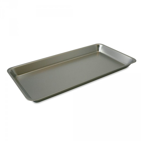 Instruments tray, stainless steel, 180 x 80 mm