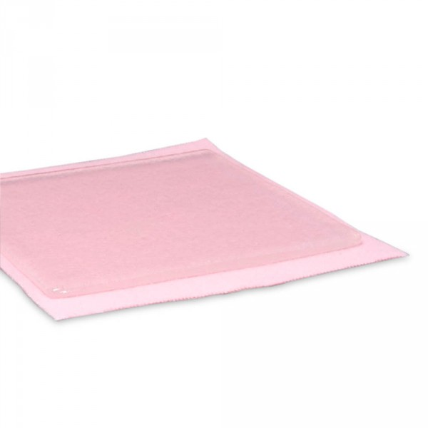 Polymer gel square, 10 x 10 cm, 2 pieces