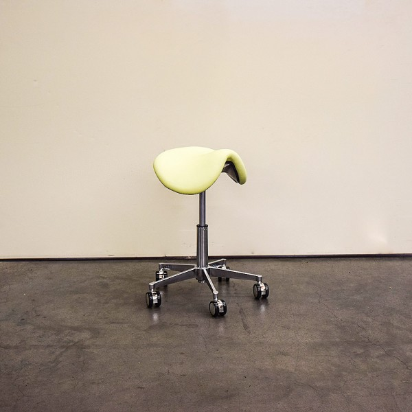 Gharieni Dental Type Chair with Curved Backrest