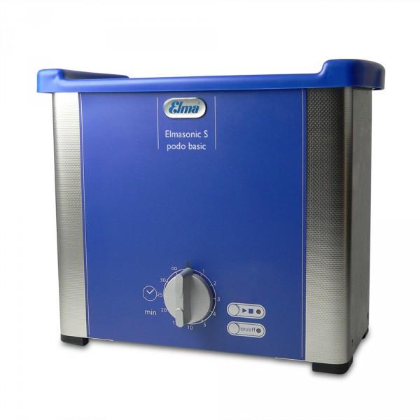 Ultrasonic cleaner Elmasonic S Podo Basic