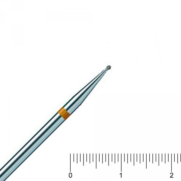 steel cutter, round, untoothed, Ø 010