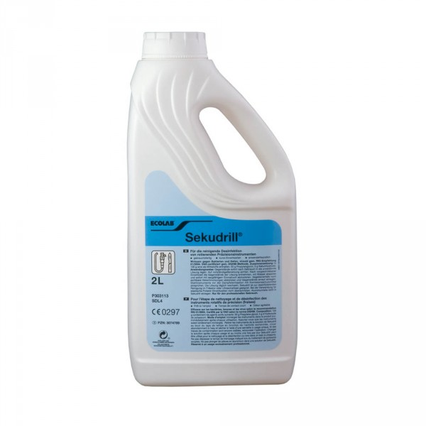 Sekudrill, cutter disinfection, 2000 ml