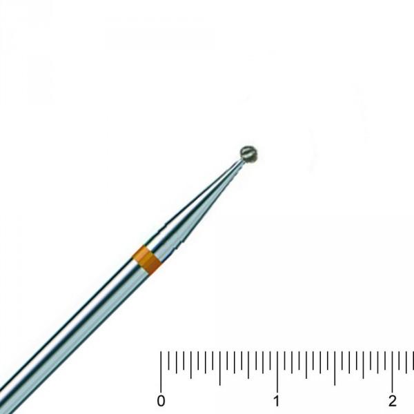 steel cutter, round, untoothed, Ø 016