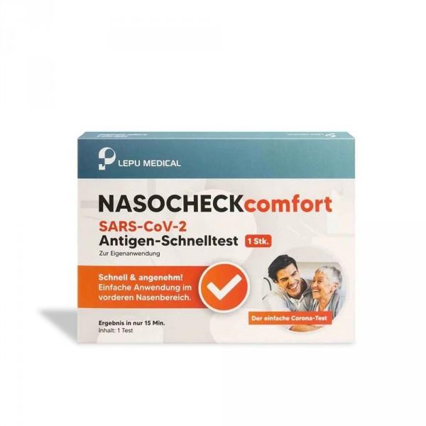 Nasocheck Comfort SARS-CoV-2 Antigen Rapid Test