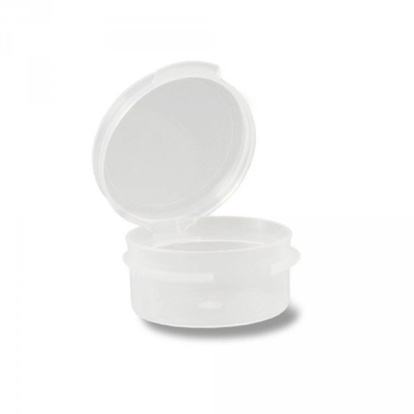Sample jar, plastic, approx. 6-7 ml