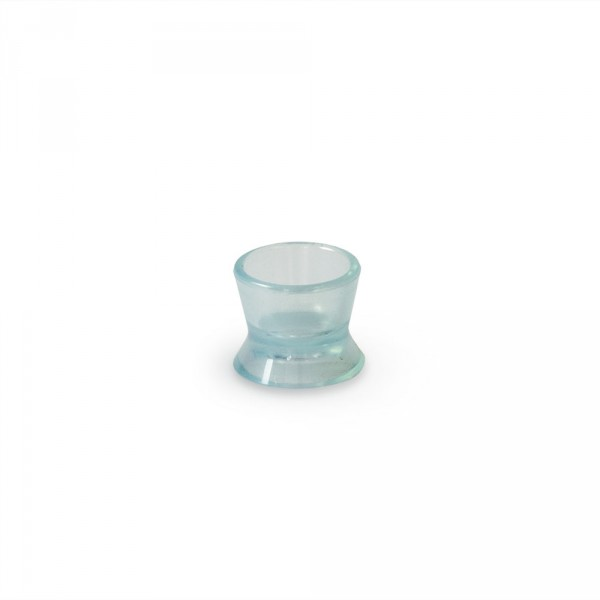 Silicone mixing vessel