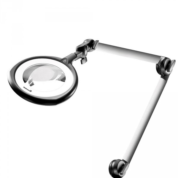 Magnifying lamp Tevisio RLLQ48R, lens 3.5 diopters, dimmable