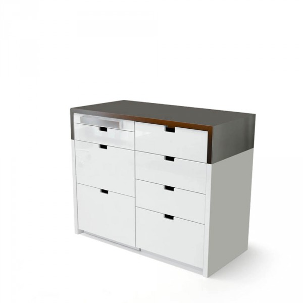 K10 furniture series with 2 modules