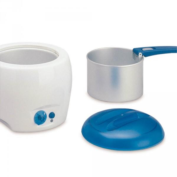 Wax heater, 400 ml, incl. pot