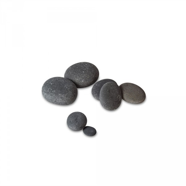 Hot stone set with 54 stones