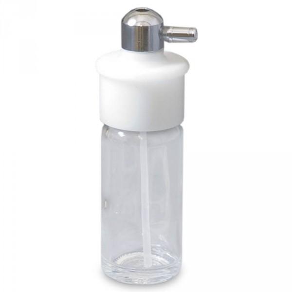Vac/spray bottle