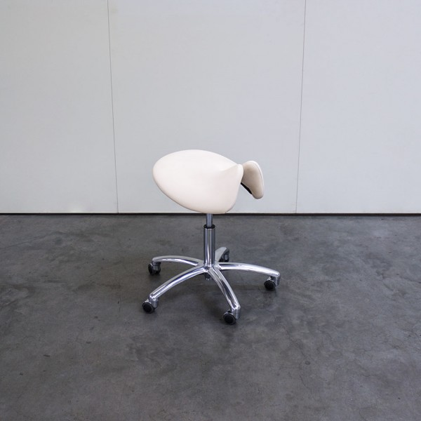 Gharieni Saddle Chair, Anatomical, Large For Men - sale item no. H52