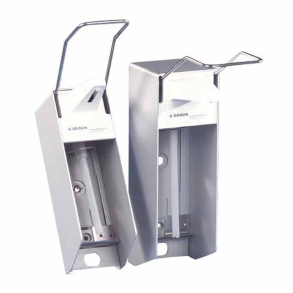 Braun wall dispenser for 1 litre bottles
