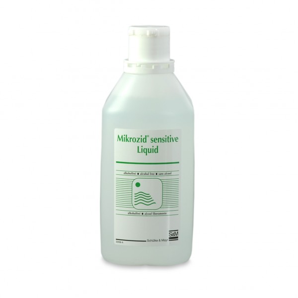 Mikrozid sensitive liquid, without alcohol, 1000 ml