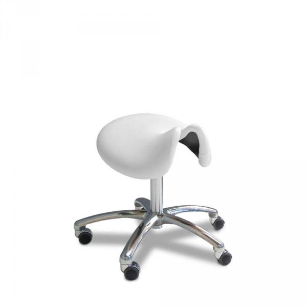 Anatomical saddle-seat stool Large 'For Men'