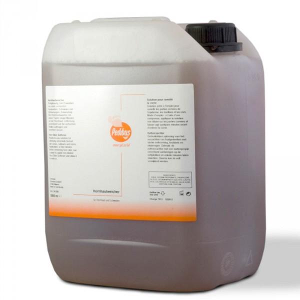 PEDIBUS horny skin softener, 5000 ml