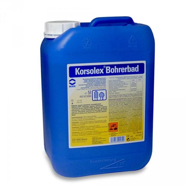 Korsolex drill bath, 5000 ml