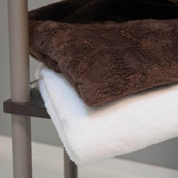Microfibre luxury cuddly blanket, Choco, 150x200 cm