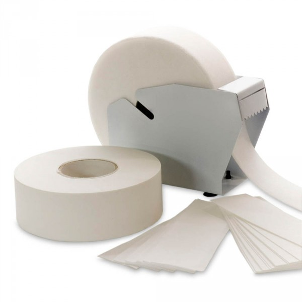 support for non-woven roll