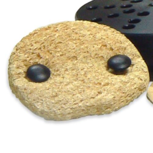 sponge holder with 2 sponges, 40mm (1.77 in)