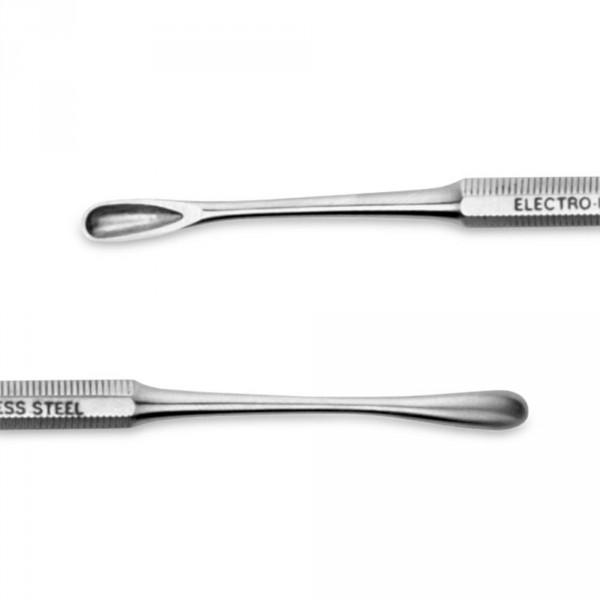 double spatula