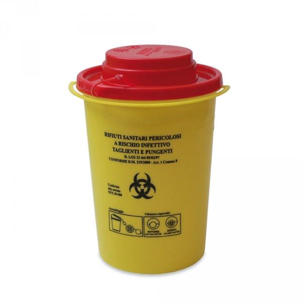 Safety needles bucket,