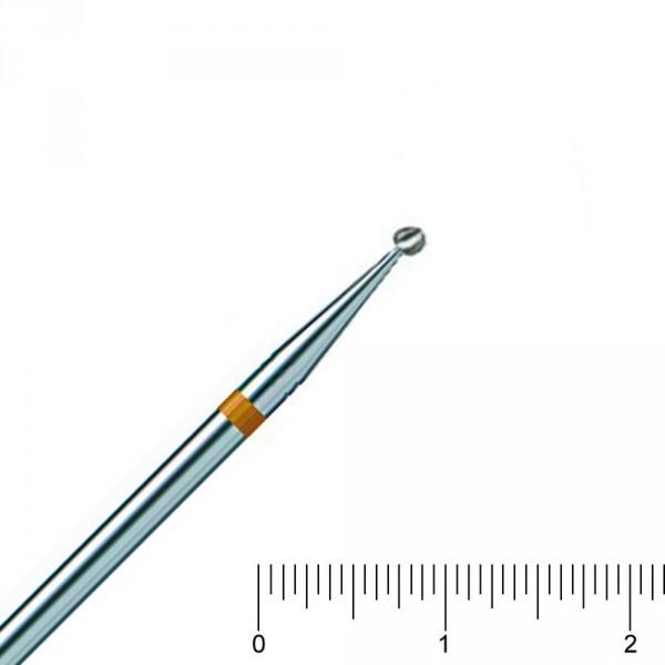 steel cutter, round, untoothed, Ø 018
