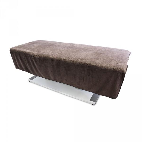 Wellsoft bath sheet, 150x200 cm, choco