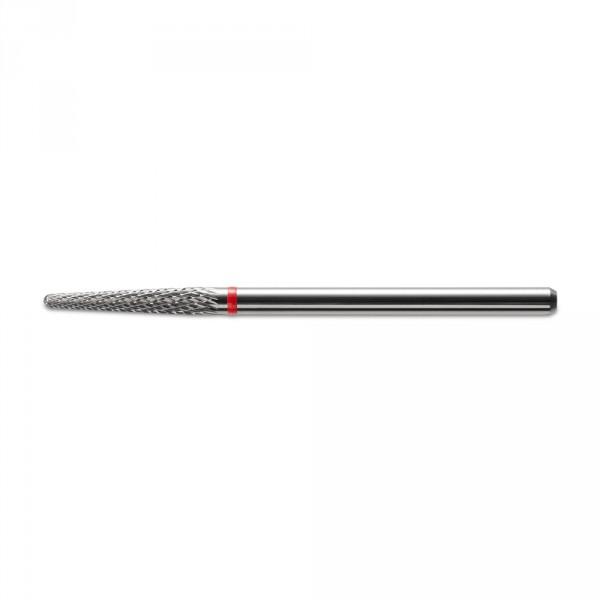 Milling cutter, metal, Cross cut, 023 fine, red