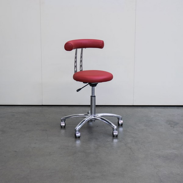 Gharieni Dental Type Chair with Curved Backrest - sale item no. H44