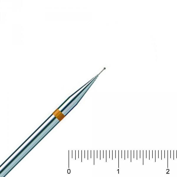 steel cutter, round, untoothed, Ø 005