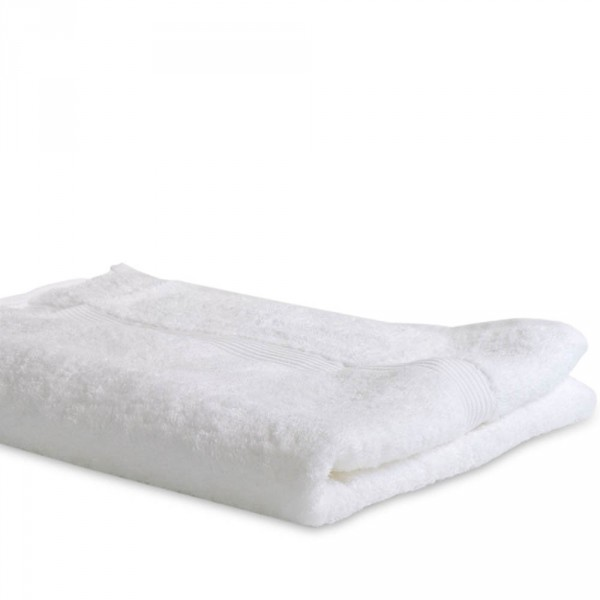Towel, white, 100 x 150 cm (39.4 x 59 in)