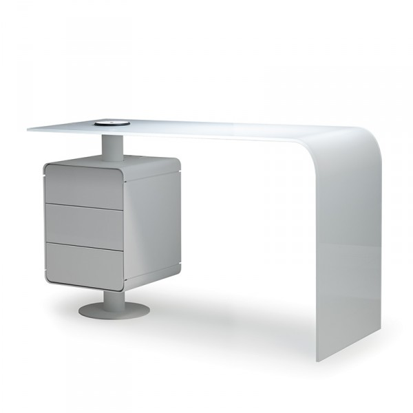 Manicure table Mano White series