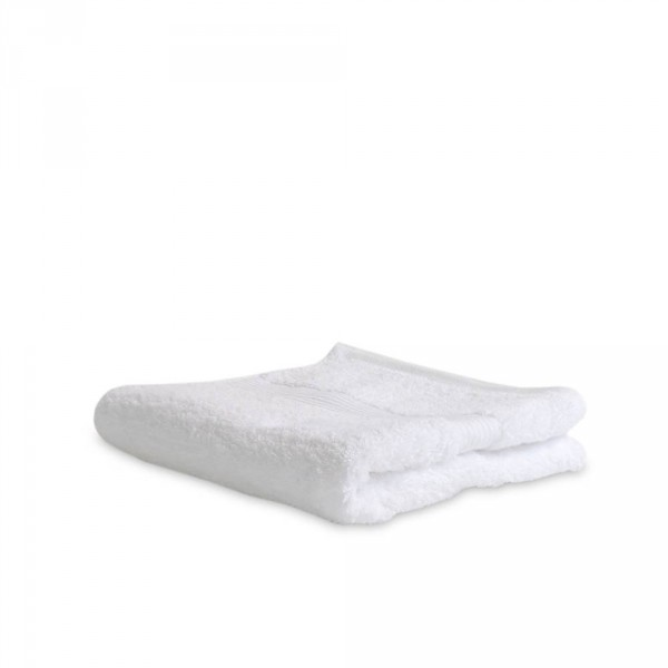 Hand towel, white, 50 x 100 cm (19.7 x 39.4 in)