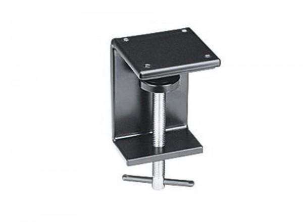 Table clamp black, for magnifying lamp Waldmann RLLQ6