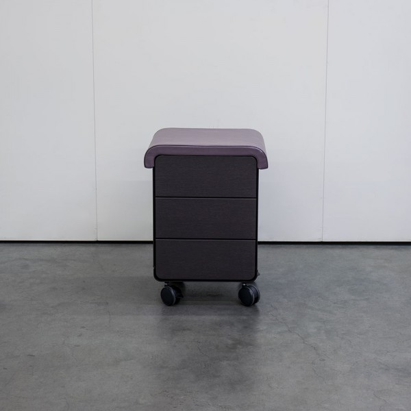 Pedicart Equipment Trolley with seat - sale item no. T35