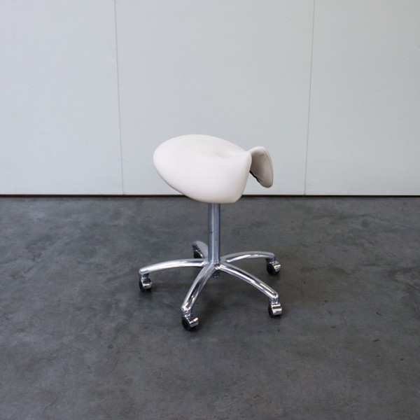 Gharieni Saddle Chair, Anatomical, Large For Men - sale item no. H51