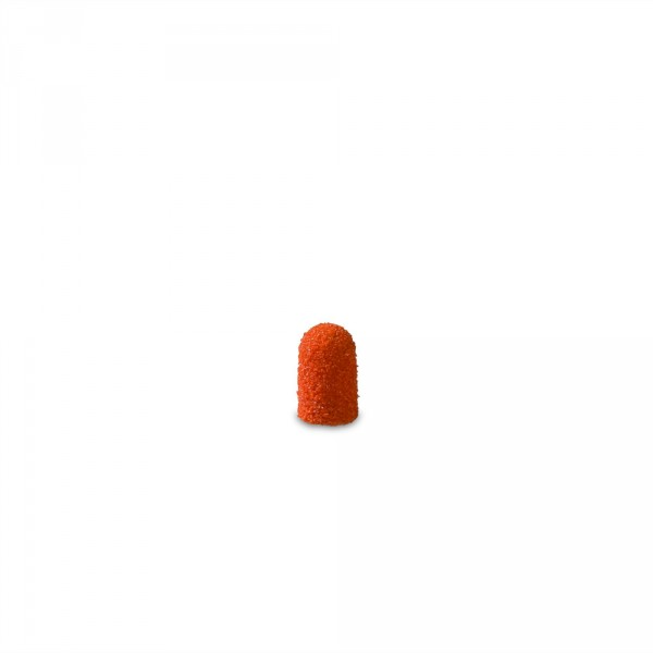 Abrasive caps mini Ø 7mm, coarse, 10 pieces