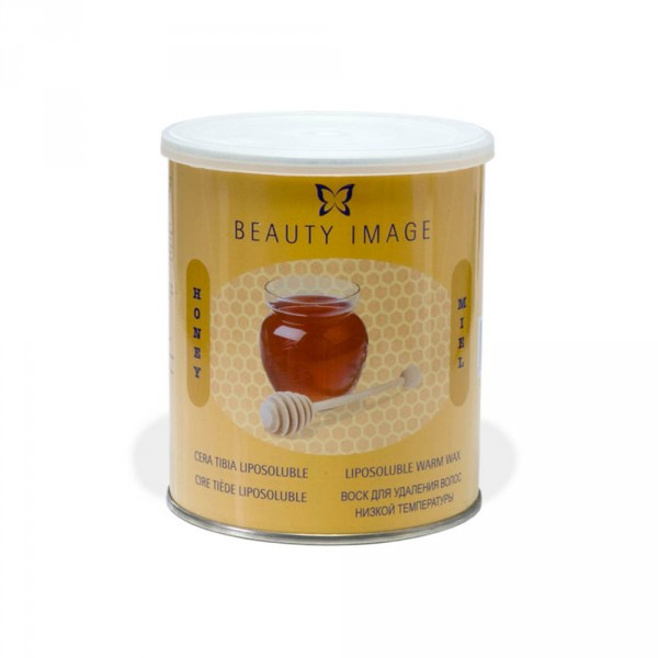 natural honey wax, oil soluble, 800 g (1000 ml)