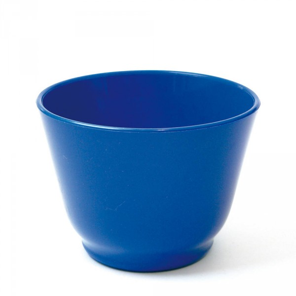 Flexible bowl, blue, 400 ml