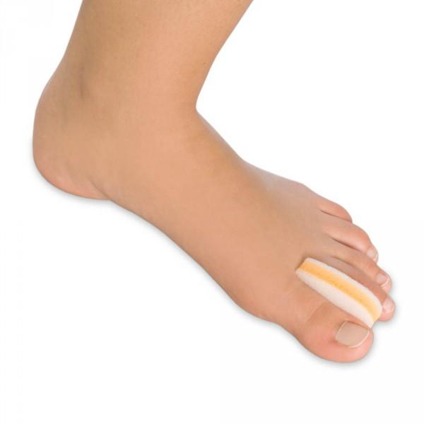 toe straightener, small, 4 pieces