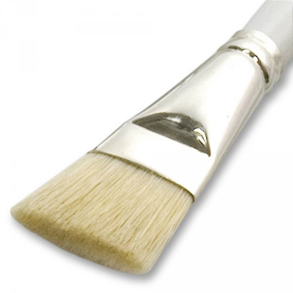 Mask brush, special, 22 cm long (8.66 in)