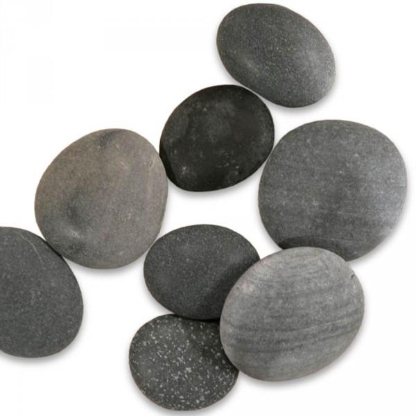 Hot stones medium 6x8 cm, (2.36 x 3.15 in) ,8 pcs.