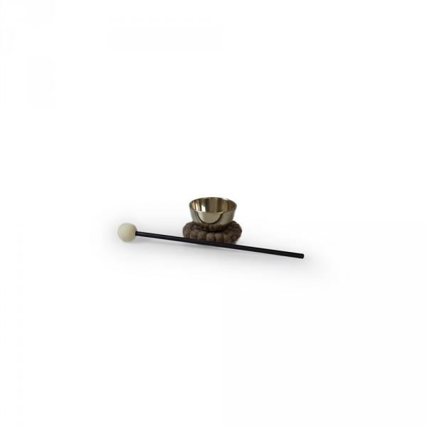 Small Zen singing bowl, 7cm (2.76 in)