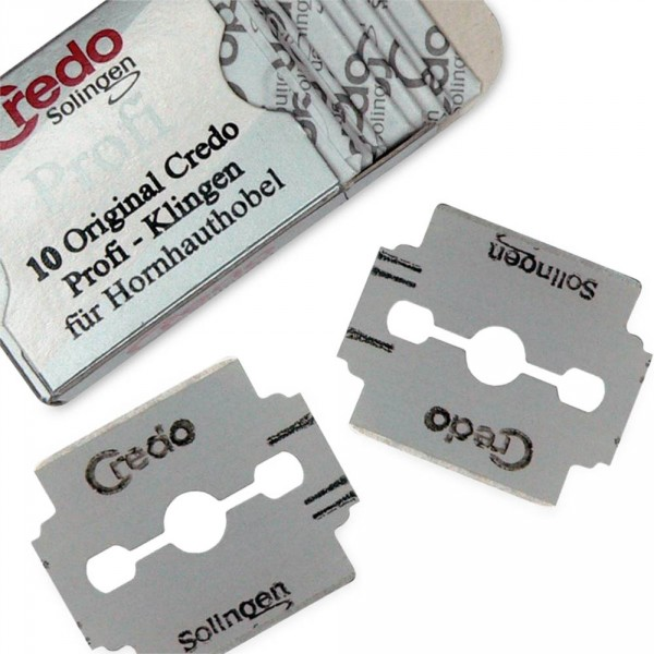 Credo replacement blades, 10 pieces